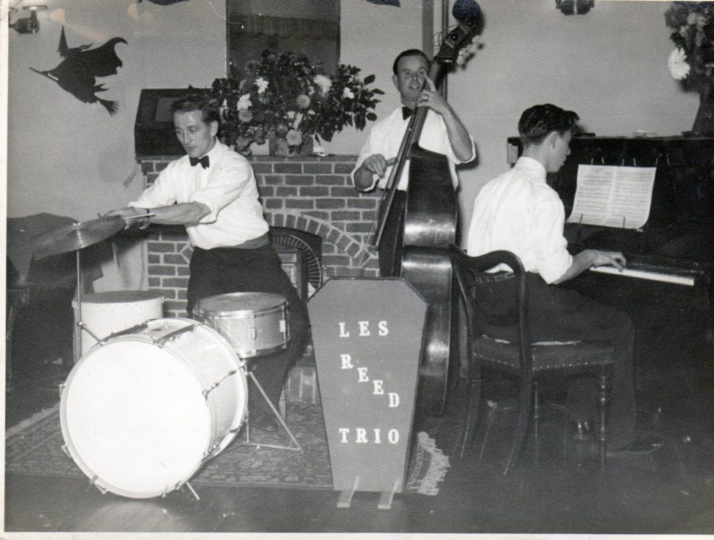 The Les Reed Trio Was Born